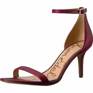 1d1fbeb9c161 Sam Edelman. Sam Edelman Patti Cranberry Sandals